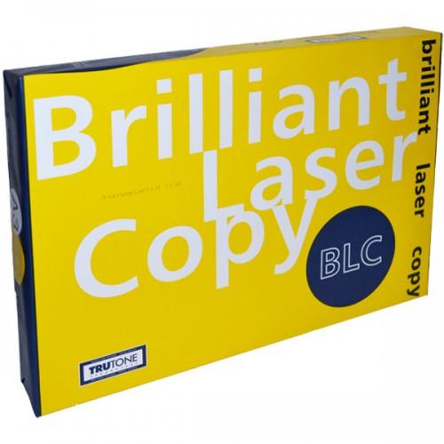Hartie copiator A3 alba, 80gr/mp, 500 coli/top – BRILLIANT