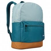 "Rucsac laptop 15,6"", polyester albastru / maro - CASE LOGIC"