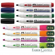 Marker pentru whiteboard, varf rotund 2.2mm, color - FABER-CASTELL Winner 152
