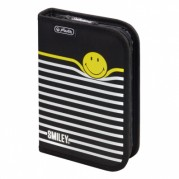 Penar neechipat, cu extensie (clapa) - HERLITZ ( decor Smiley World Black Stripes )