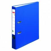 Biblioraft A4 plastifiat FSC 50mm, sina metalica, color ( 5 culori ) - HERLITZ  One File