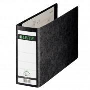 Biblioraft A5 marmorat 80mm - landscape, deschidere 180 grade - LEITZ 180