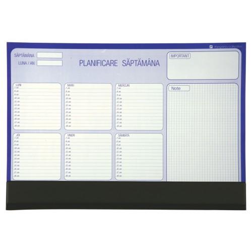 Mapa birou pentru notite 46,5x33 cm, 30 file tiparite - PANTA PLAST