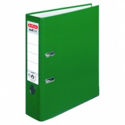 Biblioraft A4 plastifiat PP 80mm, sina metalica, color ( 13 culori ) - HERLITZ