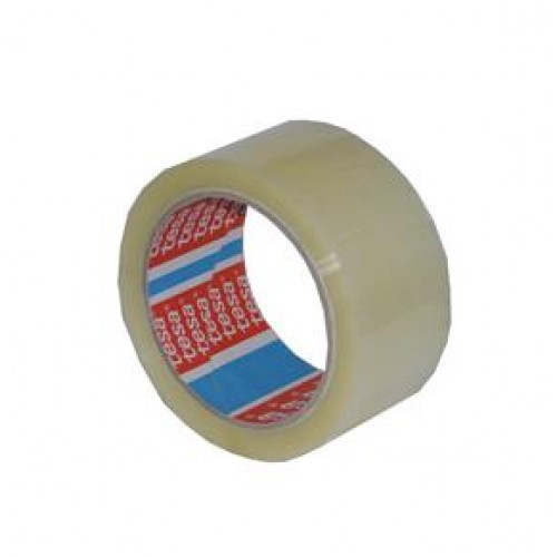 Banda adeziva transparenta ( acril ), 48mm x 66m - TESA ( vara )