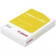 Hartie copiator A4 alba, 80gr/mp, 500 coli/top (ambalare 5 topuri/cutie) - CANON Yellow Label Print
