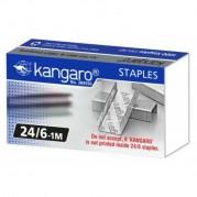 Capse 24/6 (20 coli), 1000 buc/cutie - KANGARO