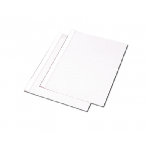 Coperta indosariat termic A4 - 12 mm, capacitate max. 120 coli, 25/set - OPUS TermoLUX