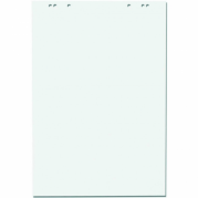 Hartie flipchart alba velina, 61x86 cm (60gr/mp), 50 coli/top - GOLD PAPER