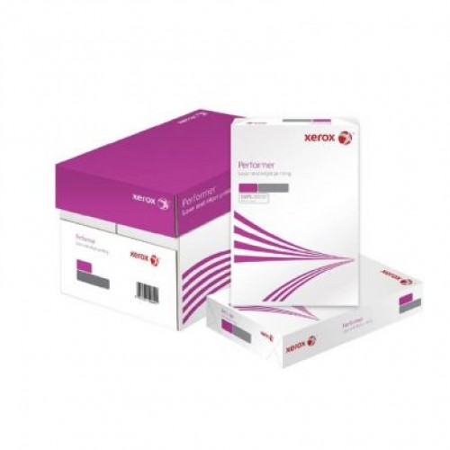 Hartie copiator A3 alba, 80gr/mp, 500 coli/top – XEROX Performer