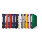 Biblioraft A4 plastifiat PP/H 50 mm, color ( 9 culori ) - NOKI