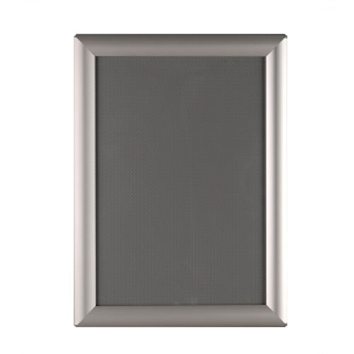 Rama click (poster board) A4 (297 x 210mm), rama aluminiu 25mm - OPTI FRAME