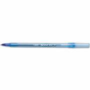 Pix unica folosinta, plastic translucid color, varf mediu 1,0mm - BIC Round Stick