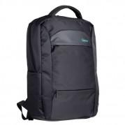 "Rucsac laptop 15,6"", polyester negru - SPACER PB-DANDY"